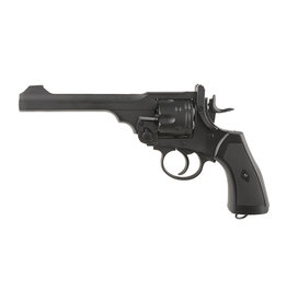 Well G293 Peacemaker Co2 Revolver - 1,20 Joule - BK