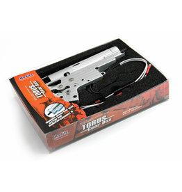 Modify M4-A1/RIS/SR16 Torus Gearbox Set Torque Type S120+, 8mm - front