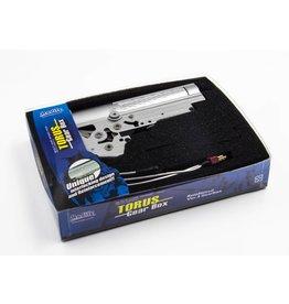 Modify AK47 Torus Gearbox Set Speed Typ S100+, 8mm - rear