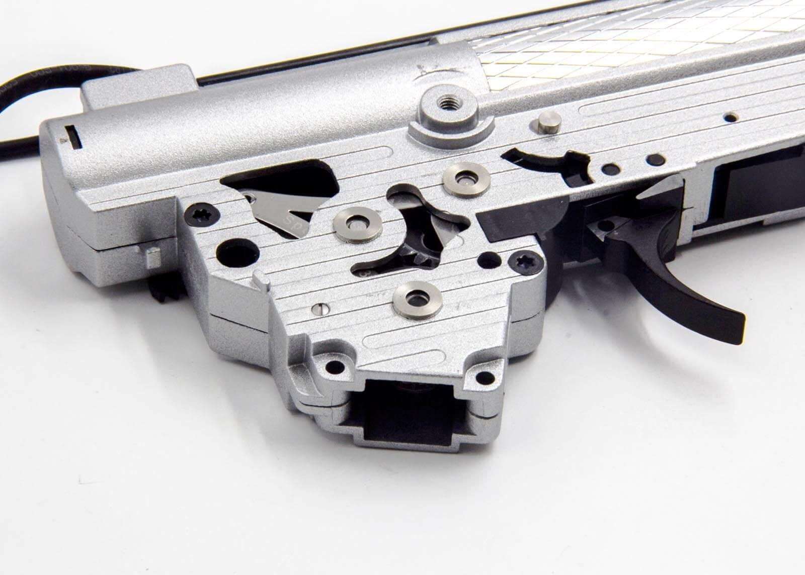 Modify AK47 Torus Gearbox Set Torque Type S120 +, 8mm - rear