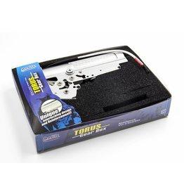 Modify AK47S Torus Gearbox Set Torque Typ S120+, 8mm - front
