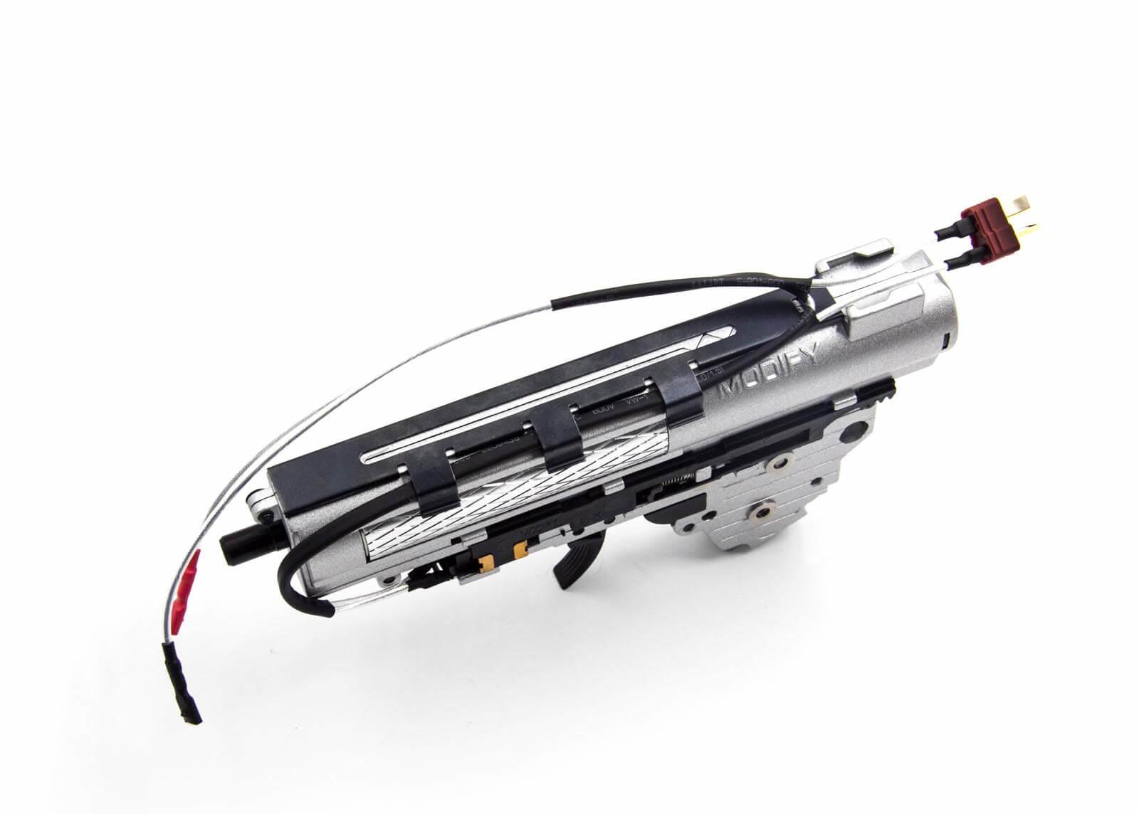 Modify AK47S Torus Gearbox Set Torque Type S120+, 8mm - front