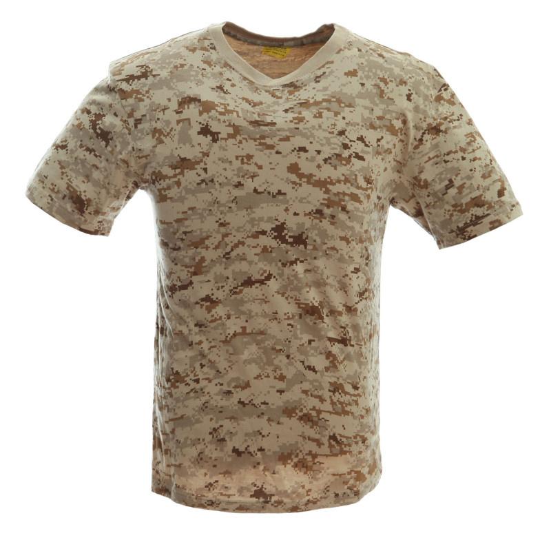ACM Tactical T-Shirt - Desert Digital