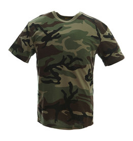 ACM Tactical T-Shirt - Woodland