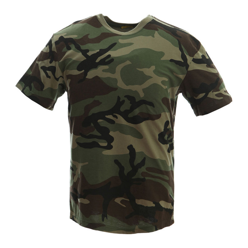 ACM Tactical T-Shirt - Woodland