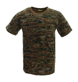 ACM Tactical T-Shirt - Digital Woodland