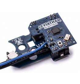 JeffTron Leviathan V2 Bluetooth MosFet with M4 Speed Trigger - Front