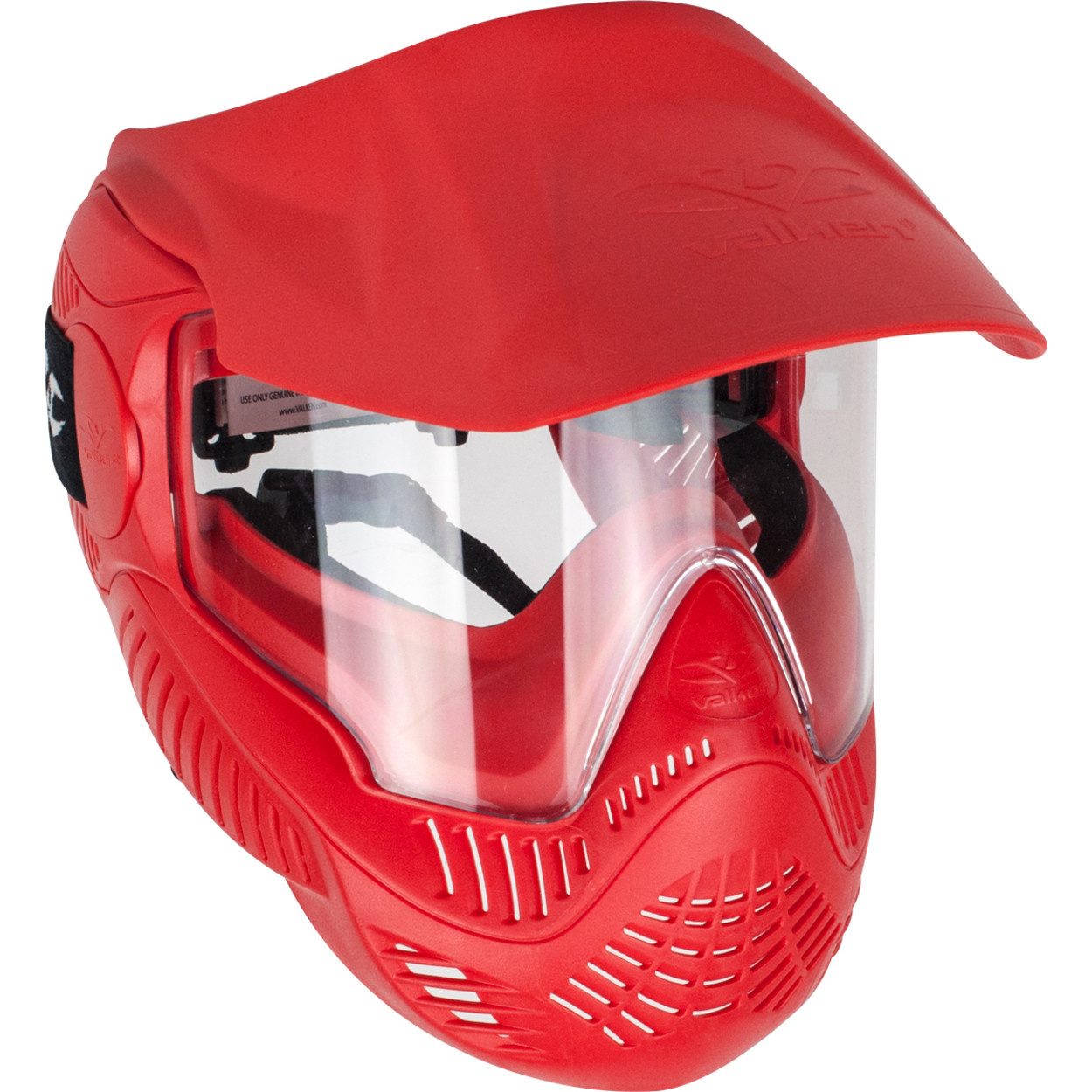 Valken Gotcha MI-3 Thermal Glass Mask - Red & Blue