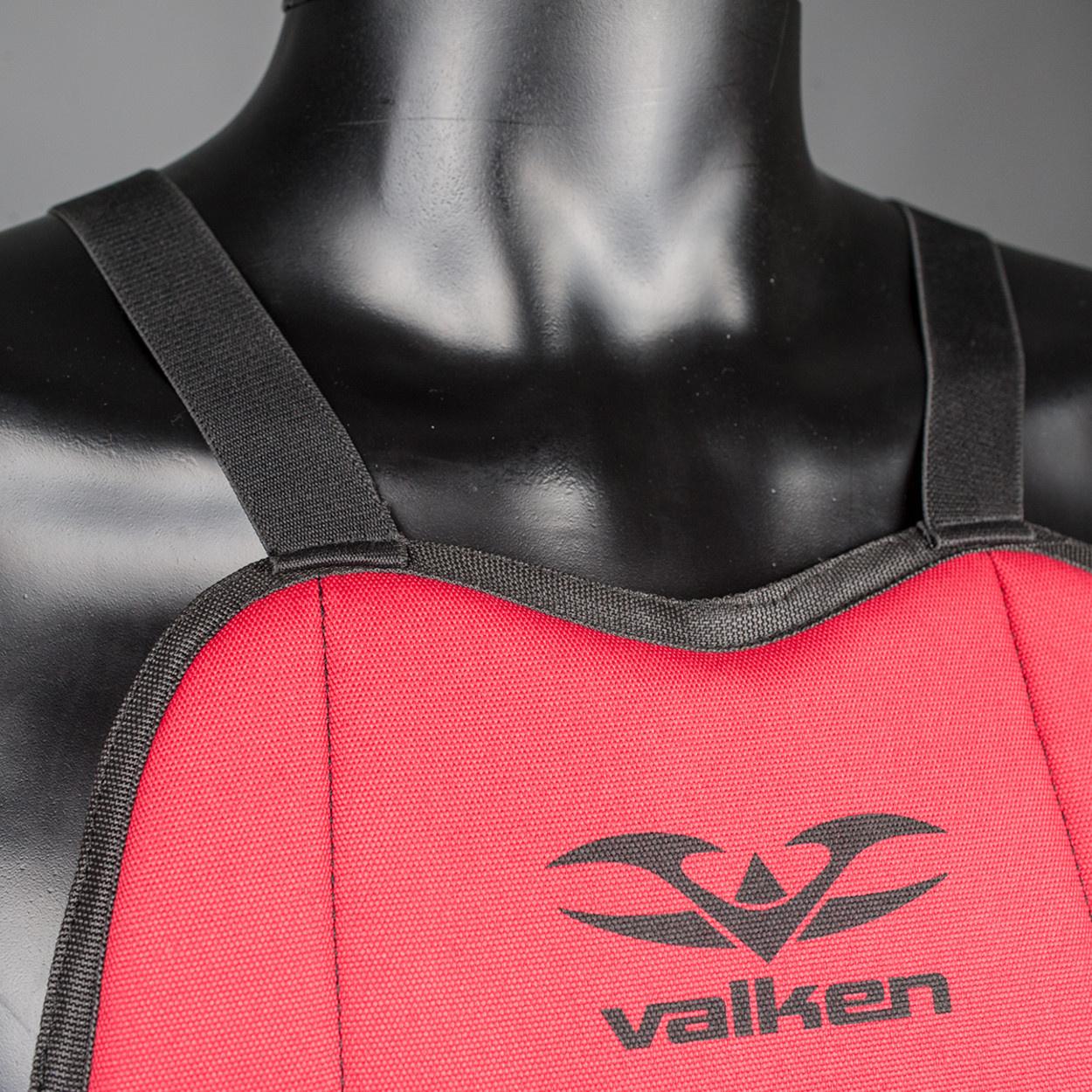 Valken Gotcha Reversible Chest Rig - Bleu/Rouge
