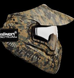 Valken Annex MI-7 Goggle Thermalglas Maske - Marpat