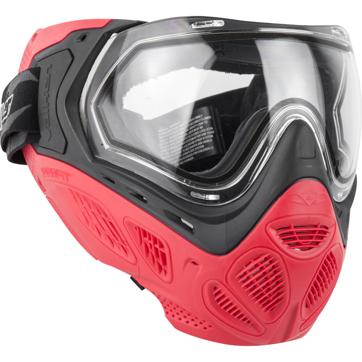 Valken Sly Profit SC Goggle Thermal Glass Mask - RD