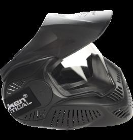 Valken Masque en verre thermique pour lunettes Annex MI-5 - BK