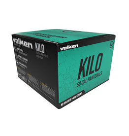 Valken Kilo Paintballs Cal. 50 - 4,000 pc