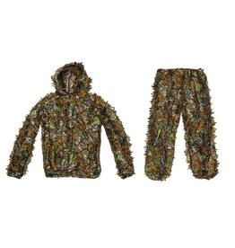 Ultimate Tactical Camouflage Ghillie Suit Set - Mossy Oak