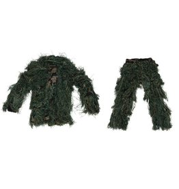 Ultimate Tactical Camouflage Ghillie Suit Set - Greenzone