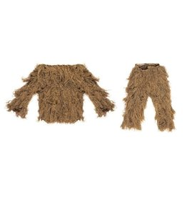 Ultimate Tactical Ensemble de costume camouflage Ghillie - TAN