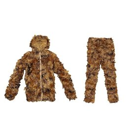 Ultimate Tactical Camouflage Ghillie Suit Set - Desert camo