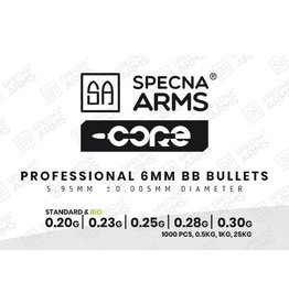 Specna Arms CORE 0,25g BIO BB - 25 kg bag