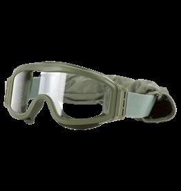 Valken V-TAC Tango Schutzbrille mit 2 Wechselgläser - OD