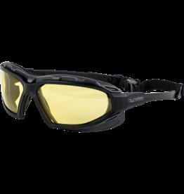 Valken Lunettes de sécurité Echo jaune - BK