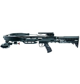 Steambow ONYX ballesta autoajustable AR-15 diseño 225 lbs - BK