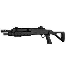 BO Manufacture FABARM STF 12-11 Compact Spring 3-Burst Shotgun - BK