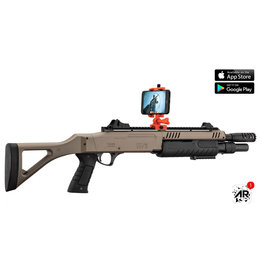 BO Manufacture FABARM STF 12-11 Bluetooth Shooter AR Version - TAN