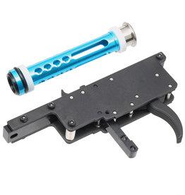 Action Army VSR-10 Zero S-Trigger 90 degrés inc. Piston en aluminium - Set