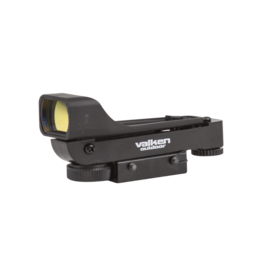 Valken Dual Mount Red Dot Sight - BK