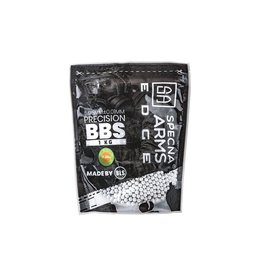 Specna Arms Edge 0.30g BIO BB - 3.300 pièces - blanc