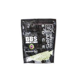 Specna Arms Edge 0.20g Tracer Precision BIO BB - 5,000 pieces - green
