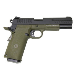 KJW KP-08 M1911 Co2 GBB - 1,2 Joule - OD