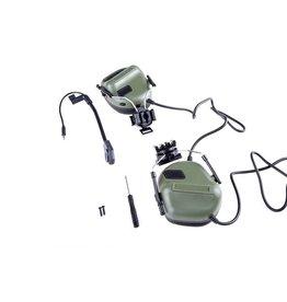 Dragon Headset ERM mit Helmmount - OD