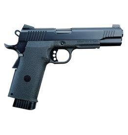 KJW KP-11 M1911 GBB - 0,9 Joule - BK