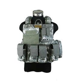Pantac Gear CIRAS  Maritime  Releaseable Molle Armor Vest - ACU