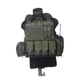 Pantac Gear CIRAS Maritime Releaseable Molle Armor Vest - RG