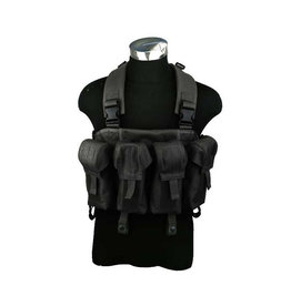 Pantac Gear AK Chest Rig - BK