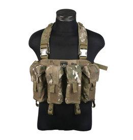 Pantac Gear AK Chest Rig  - MultiCam