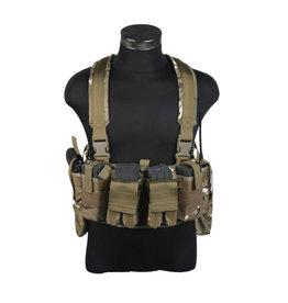 Pantac Gear M4 Chest Rig - MultiCam