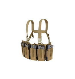 Condor Barrage Chest Rig - TAN