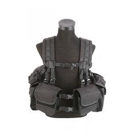 Pantac Gear Seals 1195K Guner Floating Harness - BK
