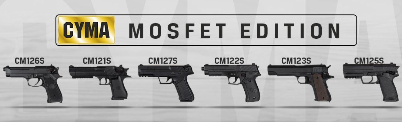 Die neue Cyma AEP MosFet Edition ist zeitgerecht zu Weihnachten eingetroffen