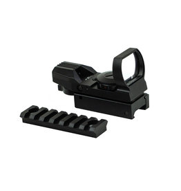 Steambow AR-6 Stinger Red / Green Dot Sight Weaver - BK