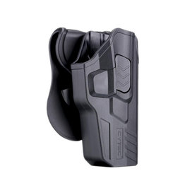 Cytac R-Defender G3 Holster for Glock 17, 22, 31 right-handed - BK