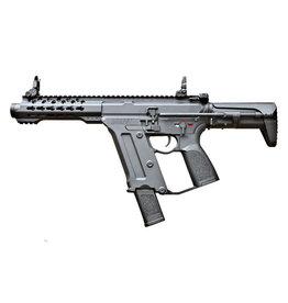 KSC Strac Teg Maschinenpistole AEP 1,0 Joule - BK