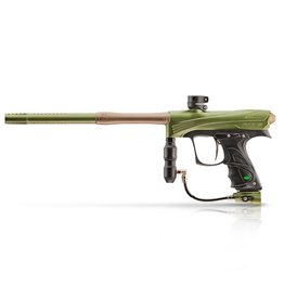 Dye Rize CZR Cal. 68 Paintball Marker - OD/TAN