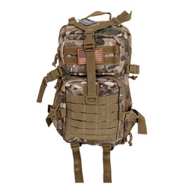 DragonPro Taktischer Rucksack 34L Assault Pack - MultiCam