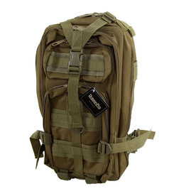 DragonPro Tactical 3 point backpack 30L - TAN