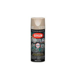 Krylon Camouflage Spray with Fusion Technology - Sand