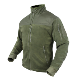 Condor Alpha Fleece Jacke - OD